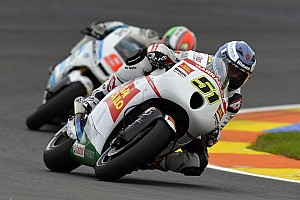 MotoGP Race report CRT team San Carlo ends season on a high note in Valencia