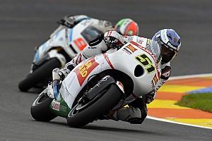 MotoGP Race report CRT team San Carlo ends season on a high note in Valencia