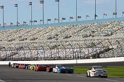 Teams set for November open test at Daytona