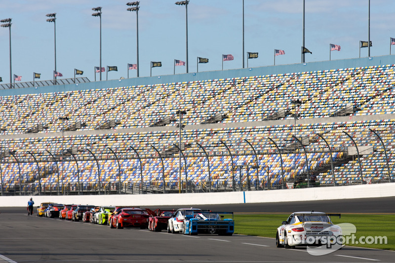 Teams set for November open test at Daytona