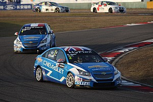 WTCC Preview Macau to stage title decider and Chevrolet's farewell