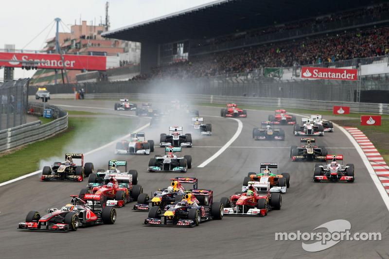 Circuit says 'no more F1' at the Nurburgring