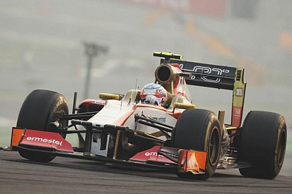 HRT wants EUR 40m for dying F1 team
