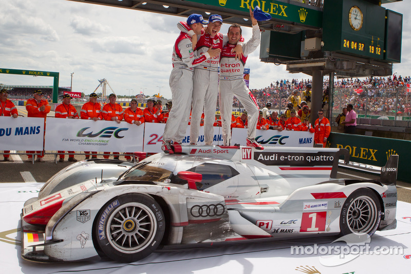 Audi Heads The Automatic Selected Teams For 2013 24 Hours Of Le Mans
