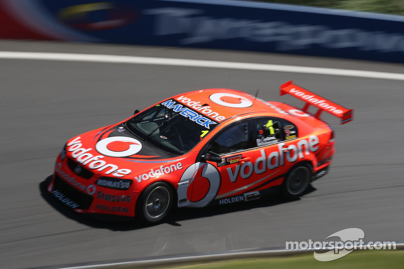 Whincup quickest in Friday practice at Winton Motor Raceway