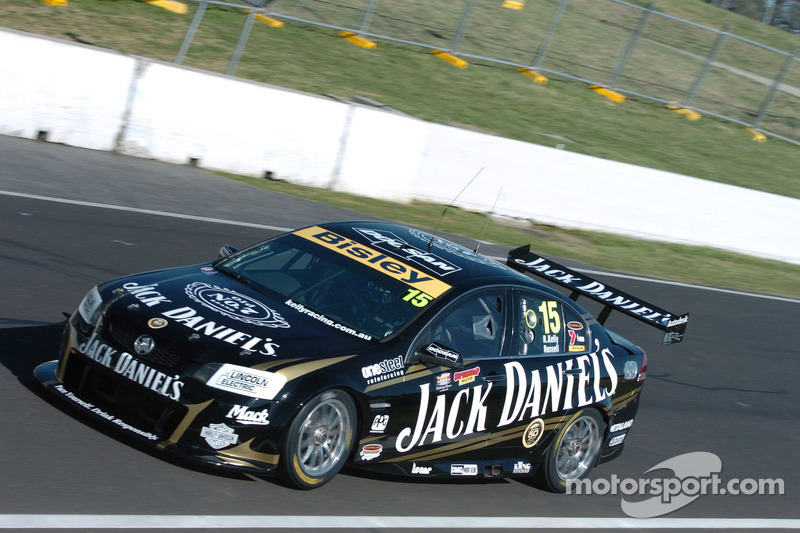 Challenging Friday practice for Jack Daniel's Racing at Winton