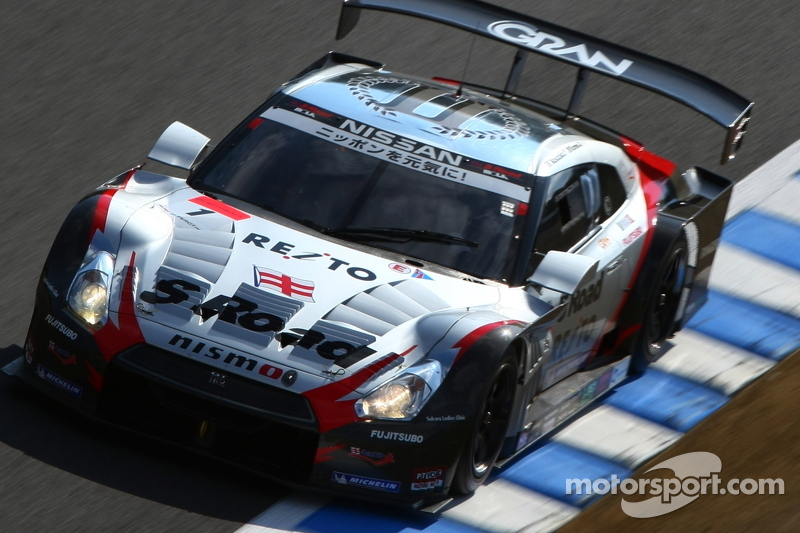 Quintarelli wins race 1 to claim his 2nd Fuji Sprint Cup