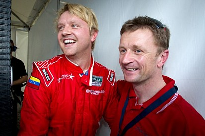 Allan McNish returning to Daytona 24 in 2013 with Starworks