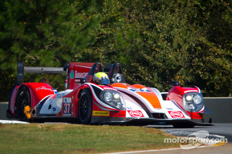 Strong 2012 season paves the way to Le Mans for Conquest