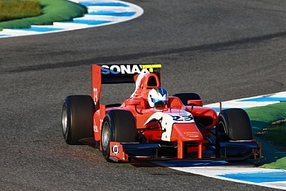 Cecotto finishes on top in Jerez to wrap-up 2012 post-season testing