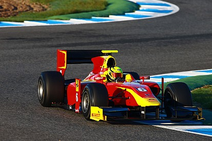 Racing Engineering conclude a productive end of season at Jerez