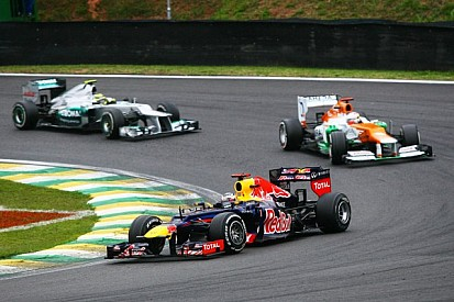 Ralf Schumacher defends brother for letting Vettel past