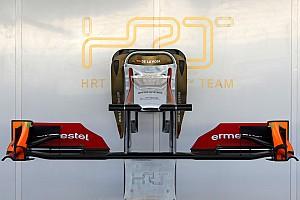 Formula 1 Breaking news Drunk, sacked HRT mechanics brawl at factory