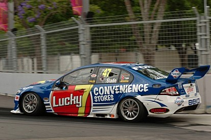 Young gun Tim Slade grabs his first pole at Sydney