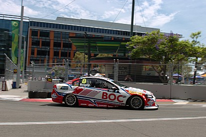 High cabin temperature saw Bright making mistakes at the Sydney Telstra 500