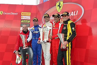 Finali Mondiali Ferrari champions crowned on day three in Valencia