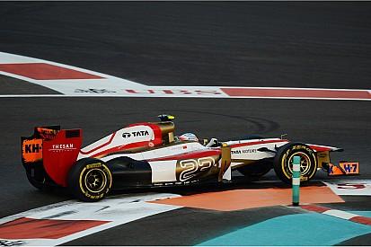 HRT not on FIA's 2013 entry list