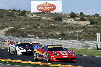 Finali Mondiali: Ferrari returns to Valencia