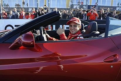 'Since August I was having fun again' - Massa
