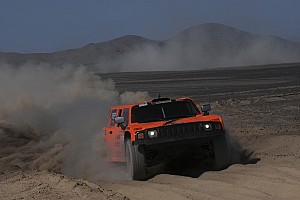 Dakar Breaking news Robby Gordon Hummer appoved for 2013 Dakar