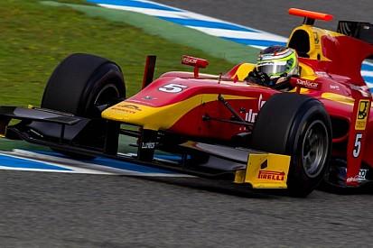 Rene Binder satisfied with Jerez post-season testing