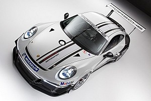 Endurance Breaking news New Porsche 911 GT3 Cup race car unveiled at Weissach