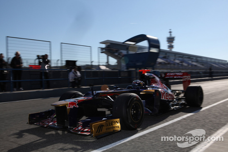 Toro Rosso must improve - Mateschitz