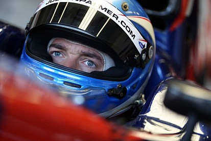 Jolyon Palmer targets 2013 title with Carlin