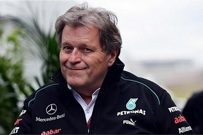 Norbert Haug out of Mercedes-Benz Motorsport