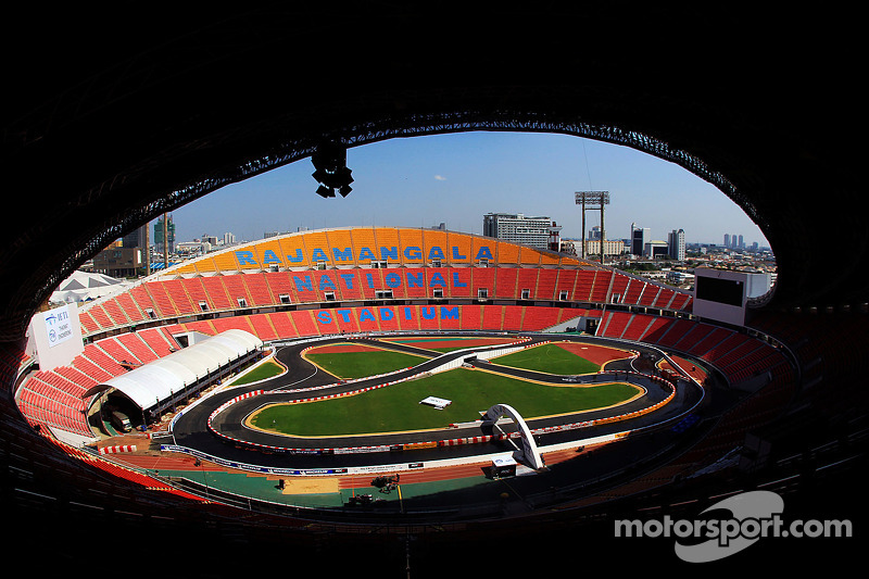 Drivers arrive in Bangkok for ROC Asia and ROC Thailand