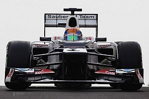 Formula 1 Breaking news Gutierrez admits 'not 100pc ready' for F1 debut