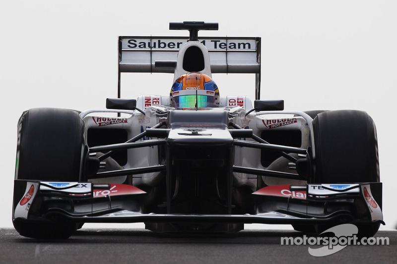 Gutierrez admits 'not 100pc ready' for F1 debut