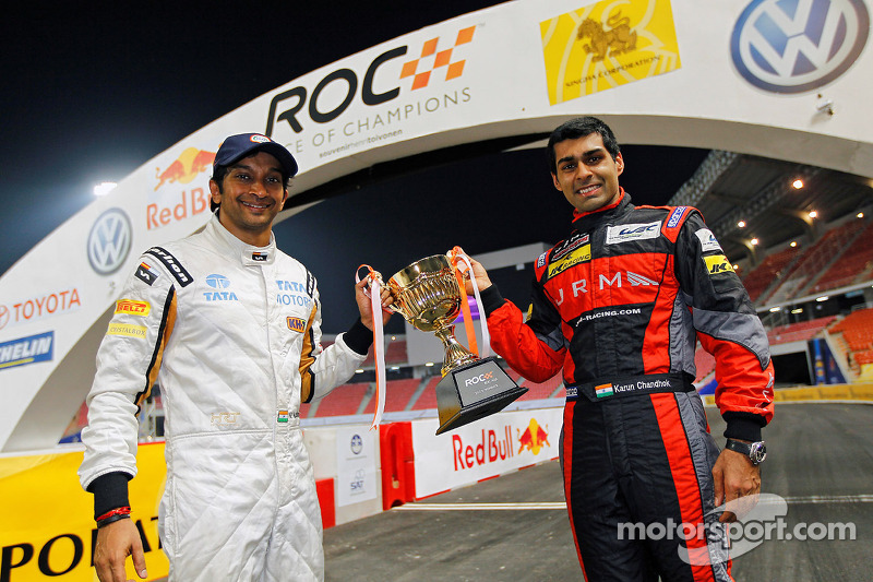Team India triumph in the inaugural ROC Asia