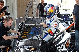 General Race report Strong show from Ogier and Team France in the ROC Nations Cup