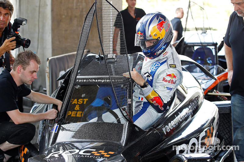 Strong show from Ogier and Team France in the ROC Nations Cup