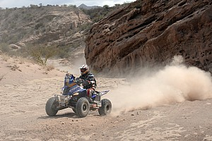 Dakar Breaking news Americanos on their marks