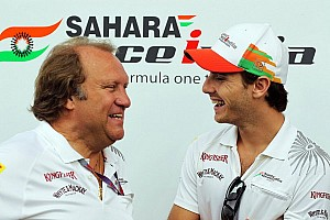 Formula 1 Breaking news Bianchi has 'real chance' of Force India seat - manager