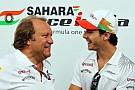 Bianchi has 'real chance' of Force India seat - manager