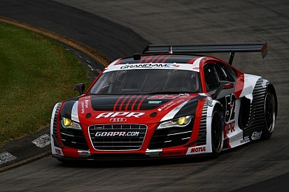 APR Motorsport will field two Audi R8's at the Rolex 24 at Daytona