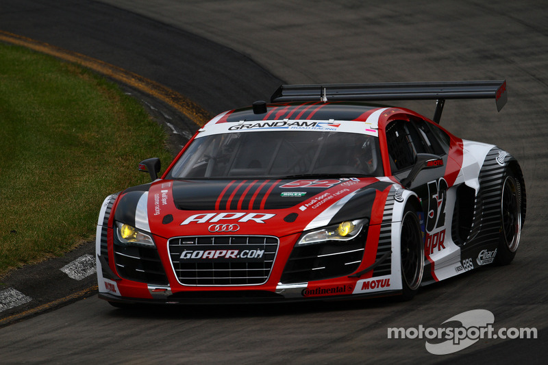 APR Motorsport will field two Audi R8's at the Rolex 24 at Daytona