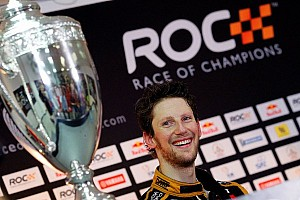 Formula 1 Blog Was Grosjean's contract renewed by Lotus due to ROC victory?