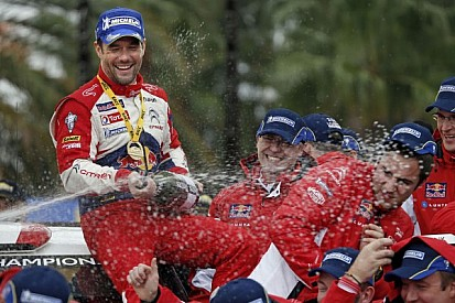 Top moments of 2012, #1: Sébastien Loeb's 9th consecutive championship