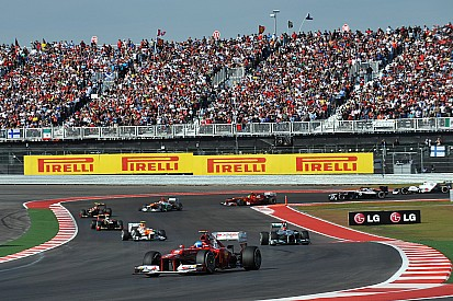 Circuit of The Americas announces inaugural corporate partners