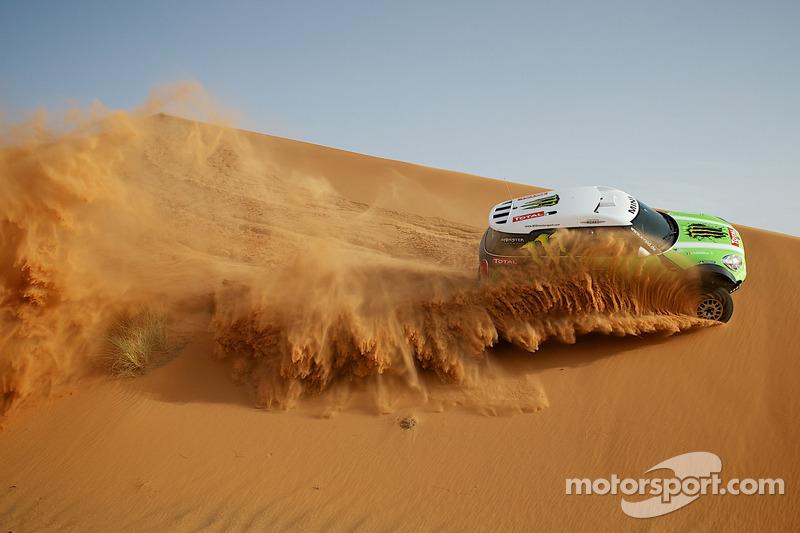 Class titles are wide open for Dakar 2013