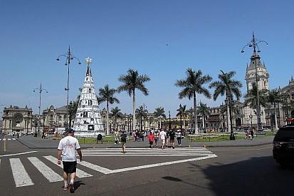 Lima: First day of scrutineering for Dakar challenge