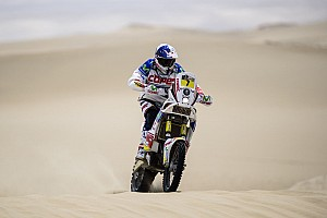 Dakar Stage report Peru: Opening ceremony in Lima with stage 1 ending in Pisco - video