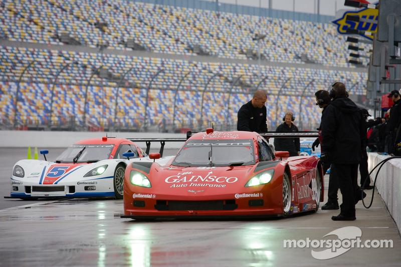 Bob Stallings Racing wraps up productive Daytona 24H testing