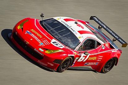Jeff Segal completes productive Daytona 24H testing