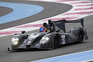 Asian Le Mans Breaking news Onroak Automotive Morgan P2 heads for Asian LMS with KCMG