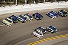 Pack mentality returns to Daytona in Friday testing